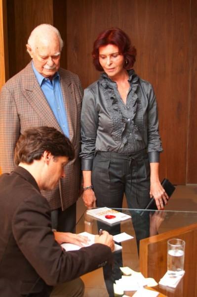 Walter Chicca, Tania Maria Chicca, Fillipo Pedrinola