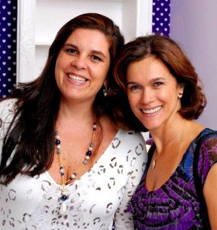 Ana Cláudia Camargo e Adriana Coelho