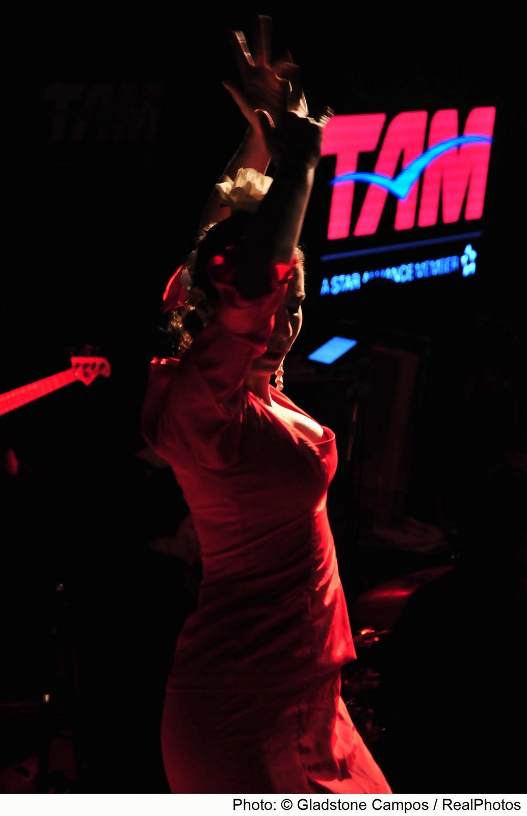 A sensualidade da Dança Flamenca