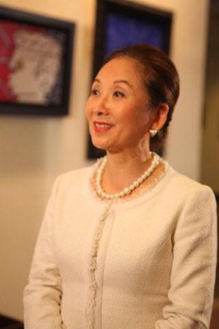 Chieko Aoki