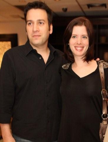 Cristiano Cochrane e Daniela Valente