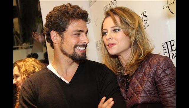 Dentro da Vitrine Cauã Reymond e Paola Oliveira