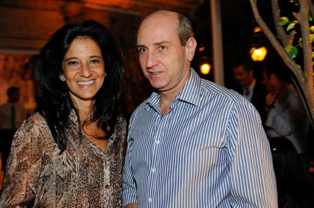 Regina Moretti e Ralph Berger