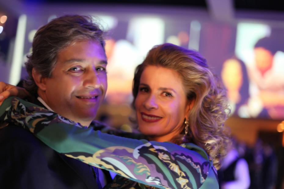 Luigi Cosenza e Silvia Percussi