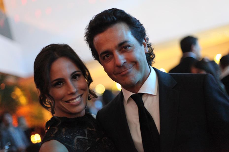 Calão Mello e Tatiana Aulicinia no Site ClaCridéias