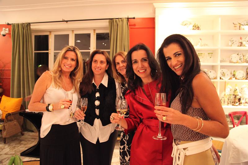 de Nicole com as amigas