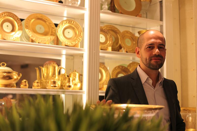 O novo CEO da Tania Bulhões Home, Marcelo Nogueira saiu do varejo para revolucionar o mercado de luxo