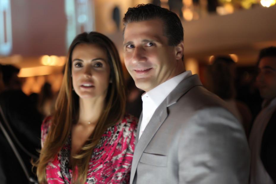 Romina e Fernando Viscardi no site ClaCridéias