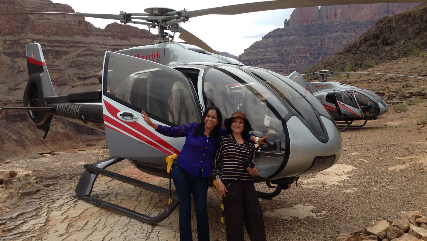 Press Trip Grand Canyon