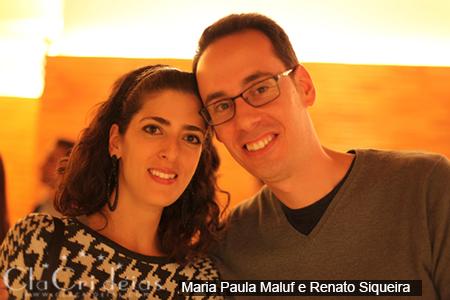 foto 21 MARIA PAULA MALUF e Renato Siqueira