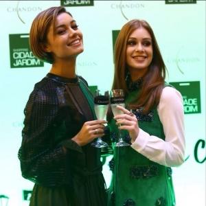 Shophie Charlotte e Marina Ruy Barbosa (Divulgação)