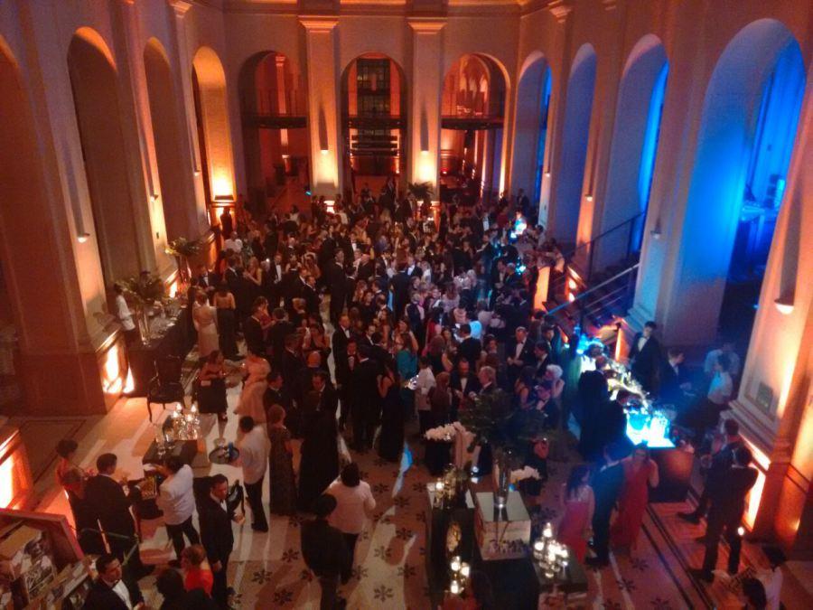 Jantar de gala ocorreu na sala SãoPauo
