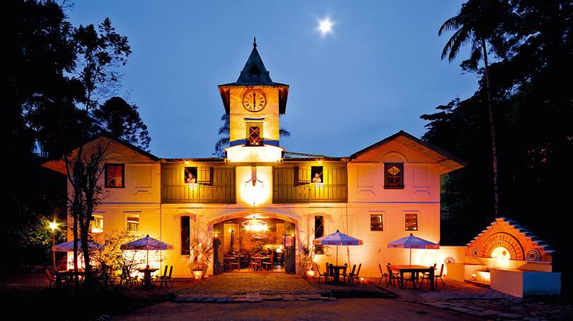 Restaurante Bordeaux Vinhos, no distrito de Itaipava, em Petrópolis, no Rio de Janeiro