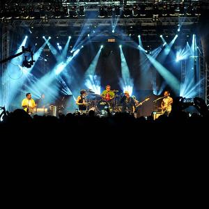Show da banda Sambô (Foto: Divulgação)
