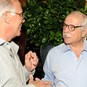 Toninho Noronha e Modesto Carvalhosa (Foto: Reprodução)