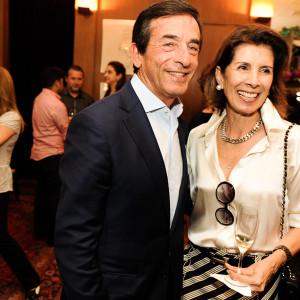 Yvonne e Alfredo de Goeye (Foto: Reprodução)