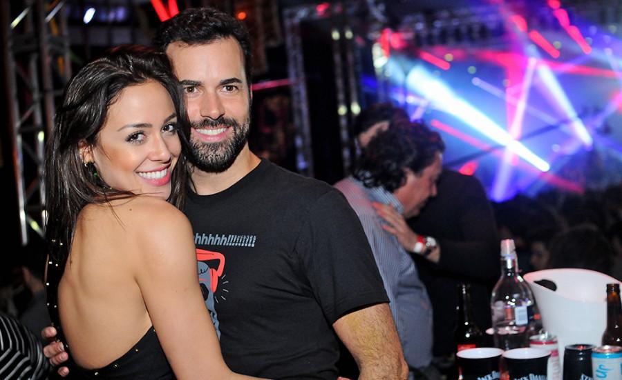 Ana Cecilia Cunha e Eduardo Scarpa (Foto: Divulgação)