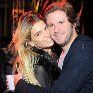 Luiza Almeida e Ricardinho Goldfarb (Foto: Divulgação)