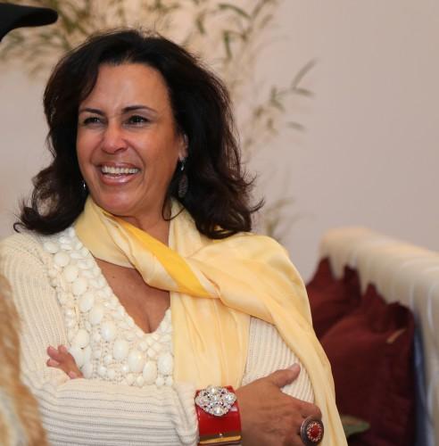 Jô Cabral, idealizadora da marca Giulianna Fiori (Foto: Reprodução)