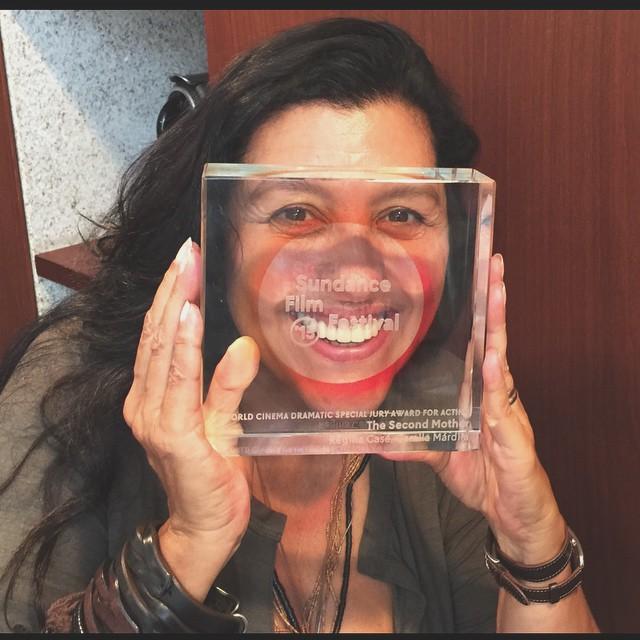 """Regina Casé é premiada com o filme """"Que Horas ela Chega"""" (Foto: Divulgação)"""