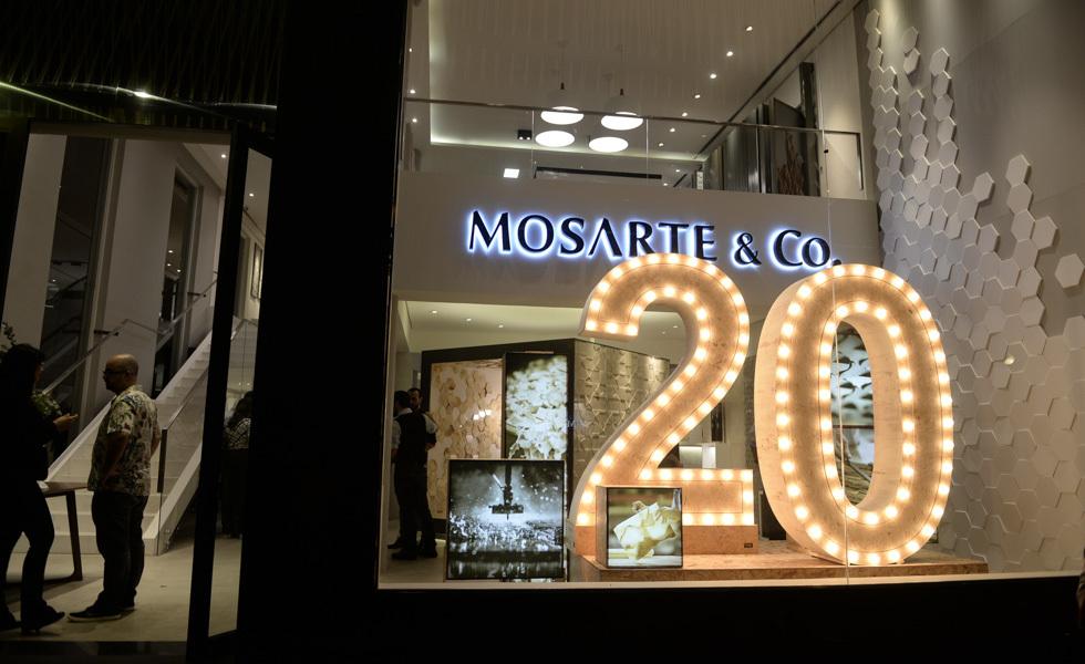 Fachada do novo showroom Foto: Divulgação