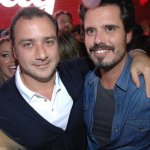 Adriano Iódice e Leo Ribeiro