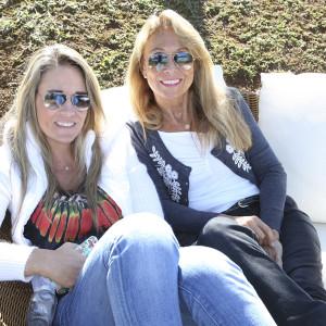 Camila Barbara e Sueli Coelho. FOTO: Divulgação