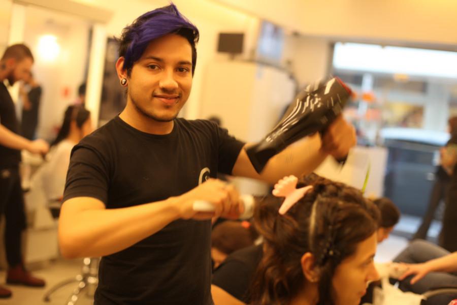 Hairstylist do Cut & Color fala das novidades para os homens