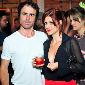 Cristiano Baran e Giuliana Romanno