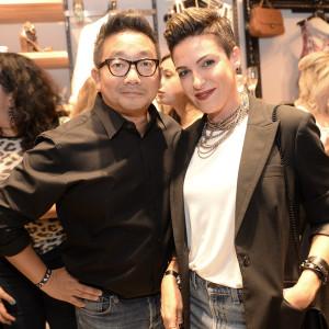 Erh Ray e Fabiola Kassin - Foto divulgação