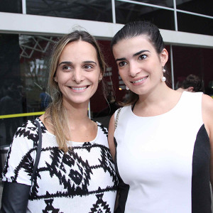 Ines Coelho e Gabriela Masson