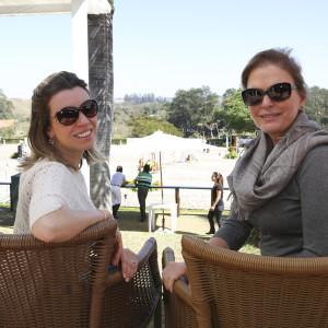 Julia Lindsey e Daniela Mizrahi. FOTO: Divulgação