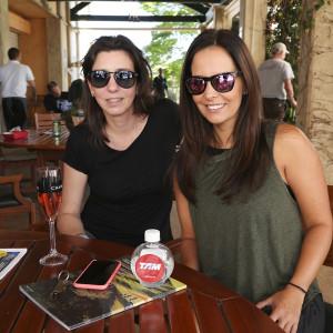 Marcela Verdi e Alessandra Lati. FOTO: Divulgação