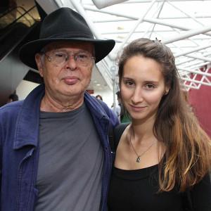 Miguel Rio Branco e Isidora Gajic