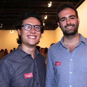 Rodrigo Ohtake e Paulo Velasco