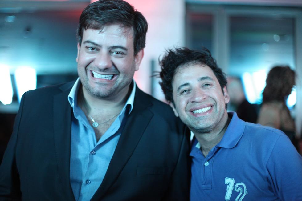 Bruno Astuto e Paulo Henrique