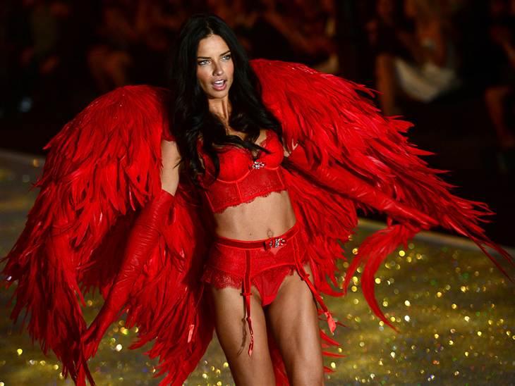 Tops brasileiras dominam a Victoria's Secret.