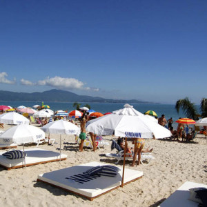 Jurerê Beach (Foto: Reprodução)
