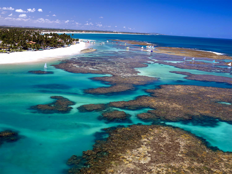 Praia de Boa Viagem - PE (Foto: Reprodução)