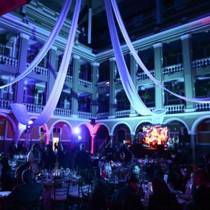 Coquetel luxuoso no after party (Foto: ClaCrideias no World Travel Awards)