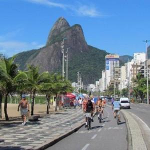 Cidade ao redor de Ipanema (Foto: Reprodução)