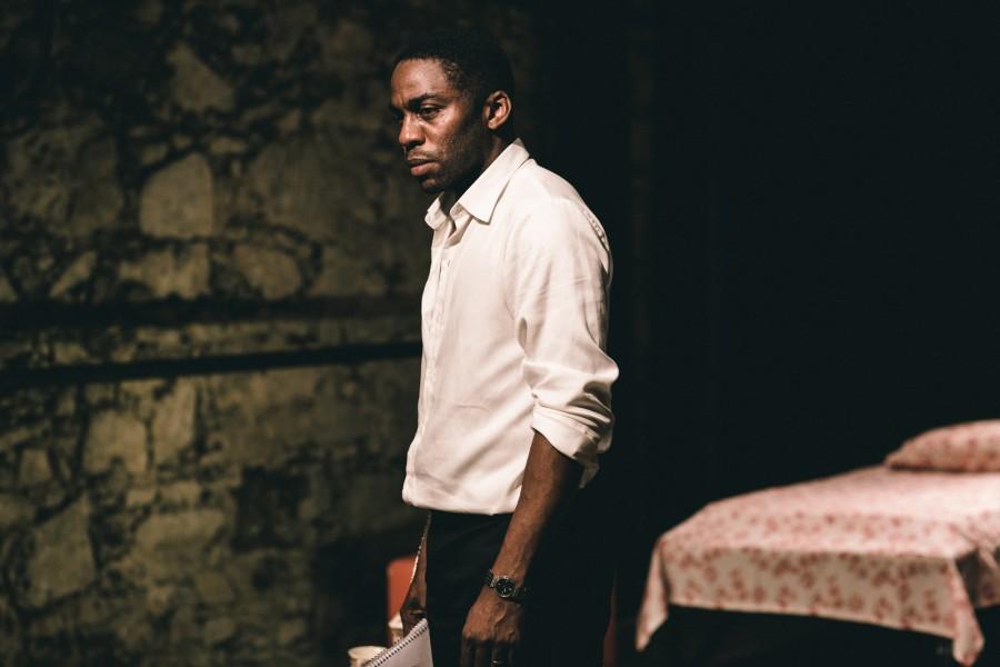 Lázaro Ramos como Martin L.K (Foto: Reprodução)