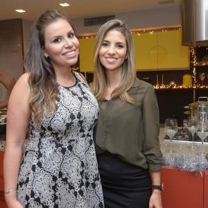 Luciana Cunha e Patricia Maia (Foto: Paula Zorzi/ Divulgação)