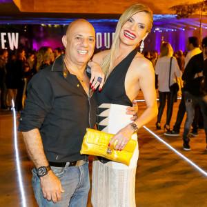 Roberto Tchirichian e Fernanda Abreu também estiveram na noite (Foto: Divulgação)