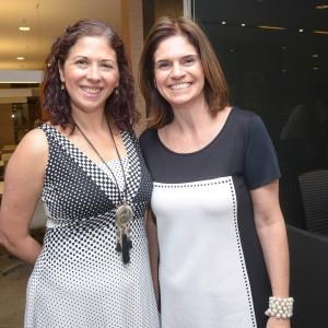 Sueli Garcia e Ila Rosete (Foto: Paula Zorzi/ Divulgação)