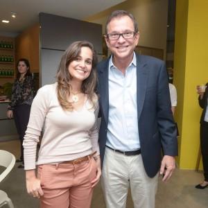 Angelica Alves e Murillo Schattan (Foto: Paula Zorzi/ Divulgação)