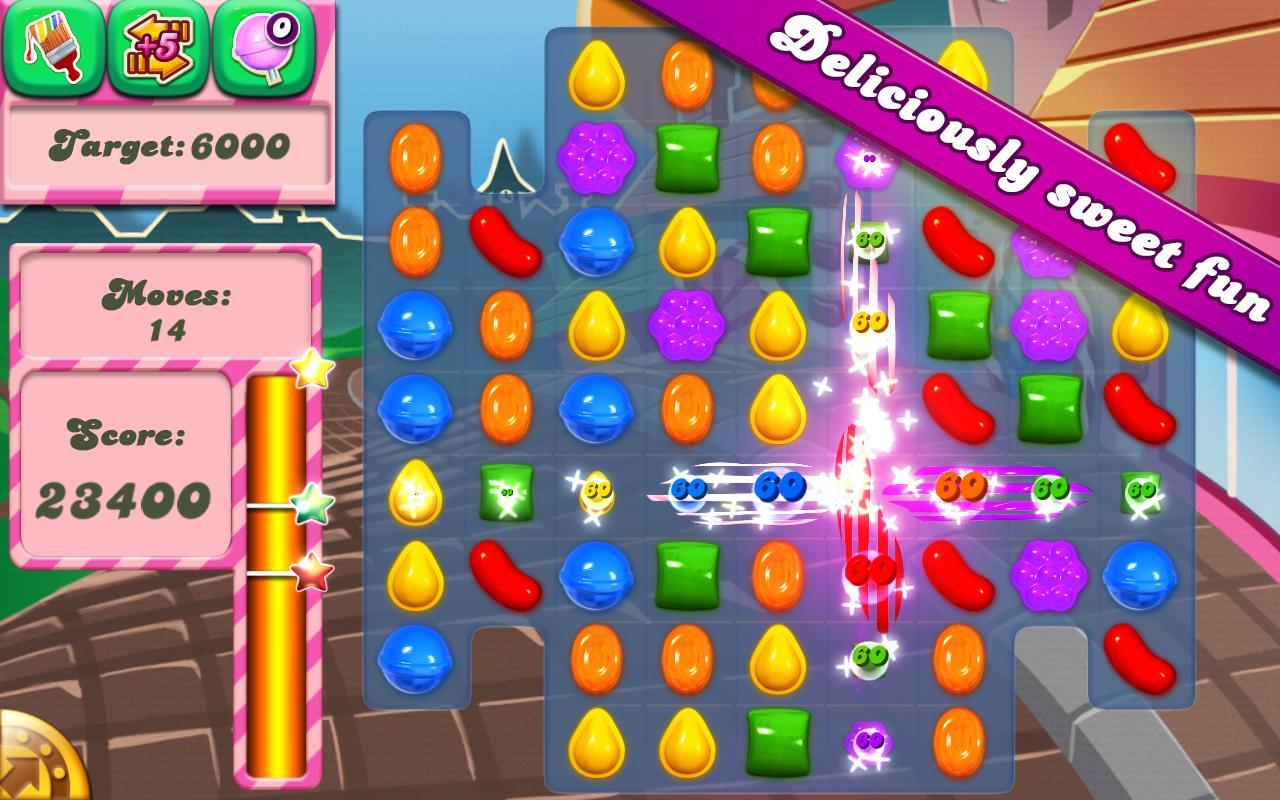 Jogos Candy Crush estão entre os títulos mais lucrativos (Foto: Reprodução)
