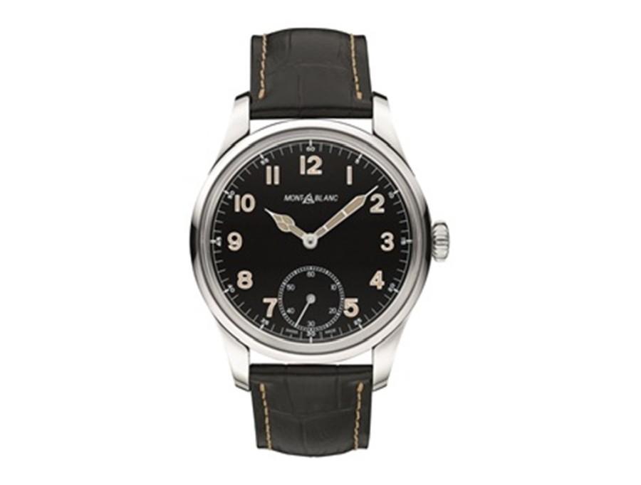 Relógio Small Second Special Edition da Montblanc (Foto: Divulgação)