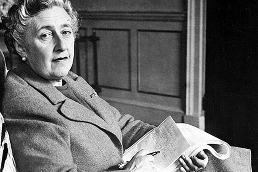 Agatha Christie escritora britânica (Foto: Divulgação)