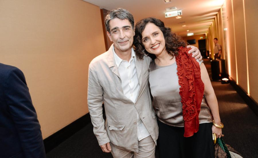 Aluizio Abranches e Ilda Santiago (Foto: Divulgação)